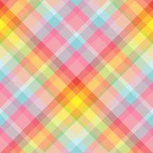 Seamless Pattern In Fantasy Fe...