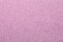 Texture Of Violet Leather As B...