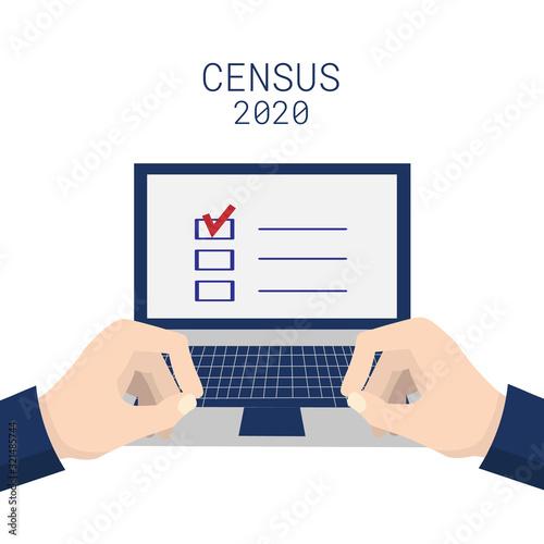 Valokuva Population census 2020