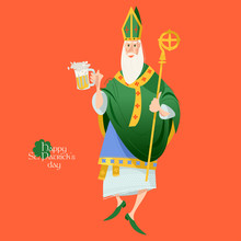 Dancing St Patrick (Apostle Of...