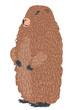 Groundhog cartoon design
