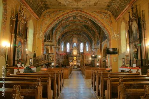 Fotografie, Obraz Gietrzwałd - Sanktuarium Matki Bożej Gietrzwałdzkiej