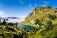 Germany, Bavaria, Allgaeu Alps...