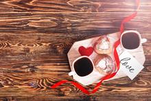 Romantic Breakfast For Valenti...