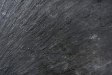Textura De Pedra Ardósia Pret...