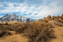 Sierra Nevada Mountains Rock F...