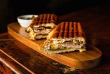 Traditional Cuban Sandwich Wit...