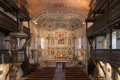 Photo L'église d'Espelette