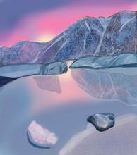 Digital Landscape Painting