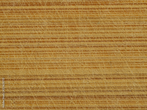 wooden scratched board. wood background