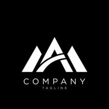 Ma Mountain Logo Design