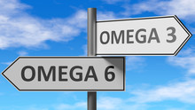 Omega 6 And Omega 3 As A Choic...