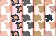 Animals Seamless Pattern Background