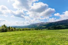 Mountainous Countryside Landsc...