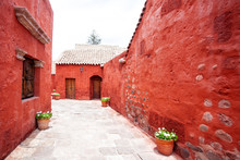 Inner Streets In Monastery San...