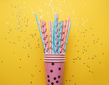 Drinking Straws For Party