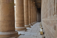 The Temple Of Edfu Is An Egypt...