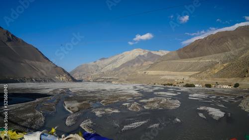 kaligandaki river in nepal