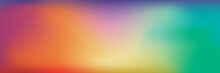 Colorful Blur Gradient Background