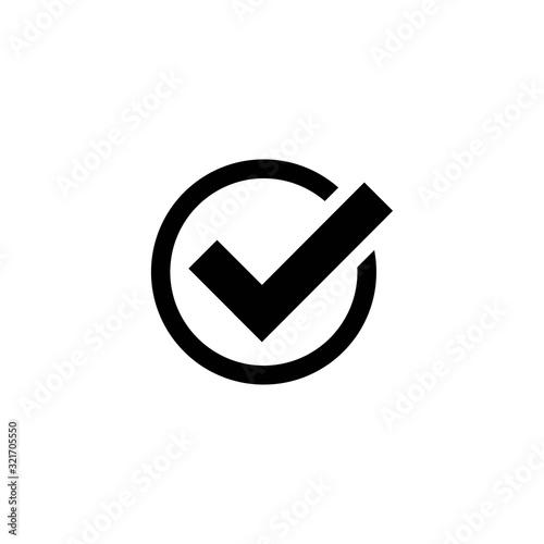 bullet icon design vector logo template EPS 10 Tableau sur Toile