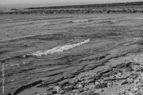 Photo inverno sulla costa