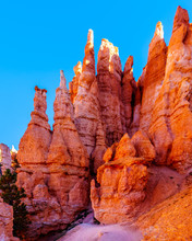 The Vermilion Colored Hoodoos ...
