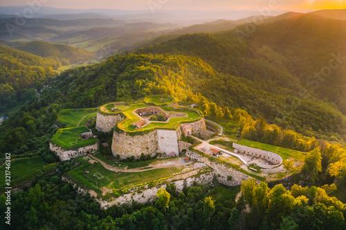 Twierdza Srebrna Góra - fototapety na wymiar