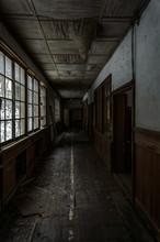 Japanese Abandoned School