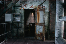 Abandoned Old House Interior