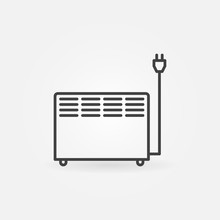 Electric Convector Heater Vect...