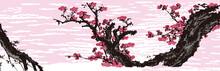 浮世絵 桜 その8
