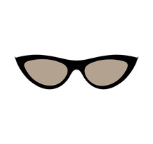 Eye Wear Shades Design Illustr...