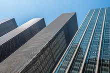 Skyscrapers Of 1221 Avenue Of ...
