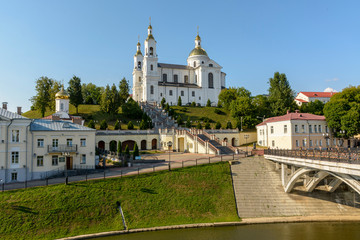 Holy Dormition Cathedral.