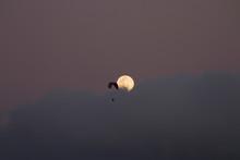Super Moon. Full Moon Night La...