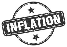 Inflation Stamp. Inflation Rou...