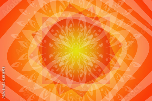 abstract, orange, yellow, light, design, illustration, wallpaper, texture, pattern, sun, red, graphic, color, line, digital, wave, summer, backgrounds, art, technology, energy, shine, bright, line