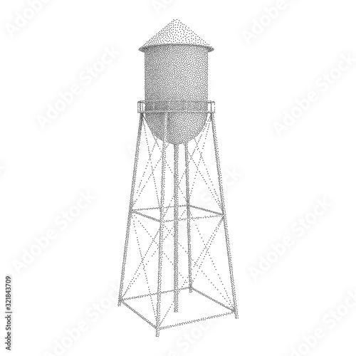 Photo Water tower