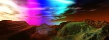 Radiance In The Sky, Alien Lan...