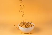 Honey Rings Cereal Box For Mor...