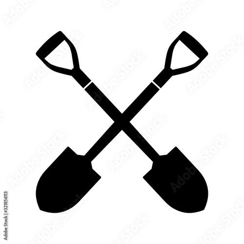 Cuadros en Lienzo łopata ikona
