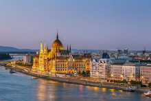 View Of Hungarian Parliament B...