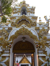Temple In Chiangmai Thailand B...