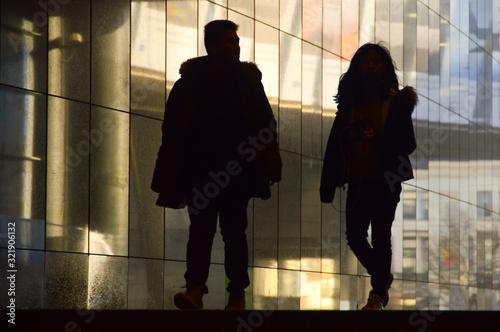 Fotografiet personne gens business finances lumiere