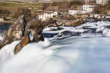 Long Exposure Of Waterfall In ...