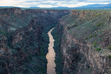 View Of Rio Grande Gorge From ...
