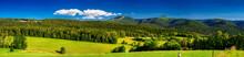 Bayerischer Wald Mit Dem Gipfe...