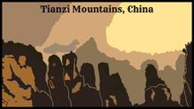 China, Tianzi Mountains ( Avat...
