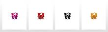 Claw Marks On Letter Logo Des...