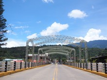 Steel Arch Suspension Road And...